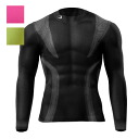 BM-FIX5 ( long sleeve ) shirt tops fit quick-drying air gear under inner training sportswear working were functional ware