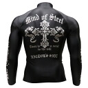 BM-2 GEAR SOULS long sleeve shirt tops fit quick-drying vent souls SOULS training sportswear working were functional wear