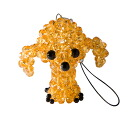 ビーズキー holder poodle 2 bead key ring accessories ladies Womens animal poodle 3 GKHPO2 3gkhpo2