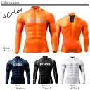 BM and COLD PROTECTION RESCUE GEAR long sleeve 1 functional ware compression wear fit type absorption sweat quick-drying stretch rash guard mens sports Inna
