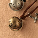 ◆ Bonaventure (ボナバンチュール) Womens / mens / unisex / pair / antique Globes & translated into flight モチーフロングネックレス pendant popularity is! Strong yen reduction trial! review posted at