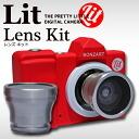 세일 기간 한정!! 좋아하는 색 BONZART/본자트 Lit 1개를 좋아하는 종류의 렌즈를 1개 카메라 가방을 랜덤으로 1개 생일 선물로 미니 카메라 아이에게 대인기 선물 유익 특가!추천 인기