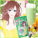 [NEW! Lady GREEN Smoothie (my lady green Smoothie )] [Green smoothies / / enzyme drink / enzyme diet food / blue juice]