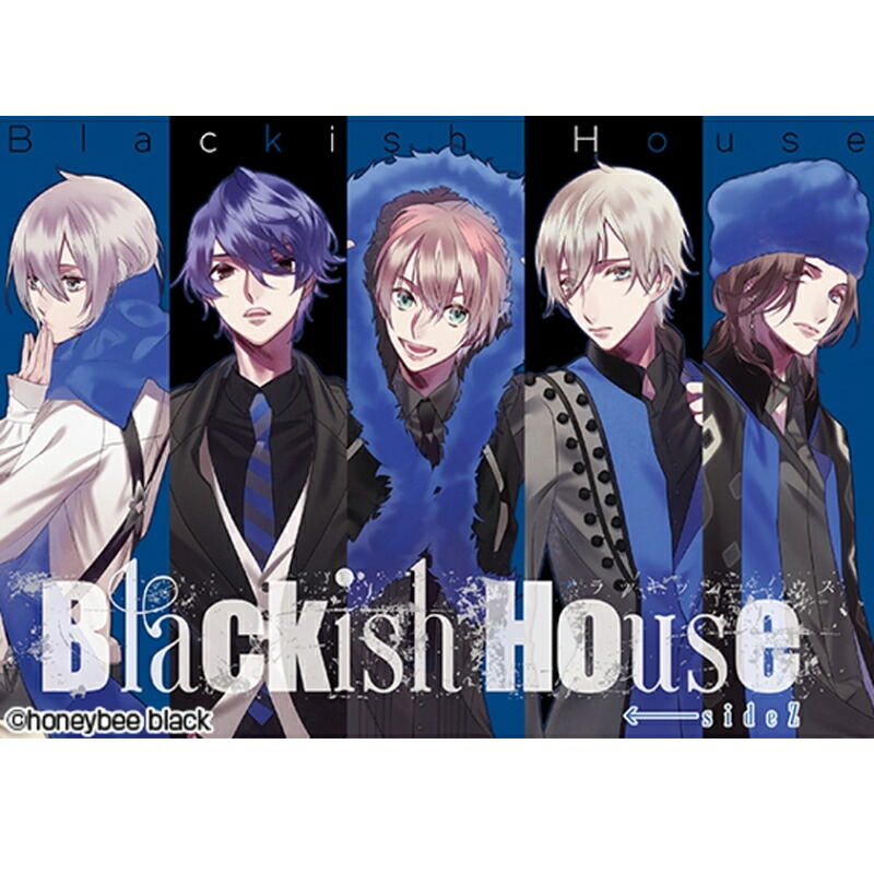 Blackish House ←sideZ [通常版]