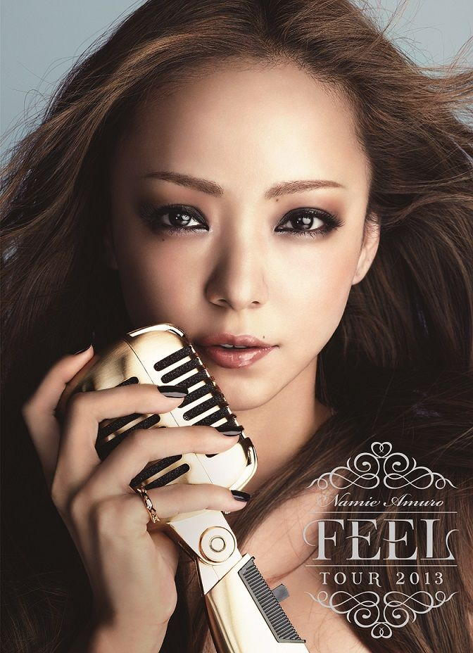namie amuro FEEL tour 2013[AVXN-99007][Blu-ray/ブルーレイ]