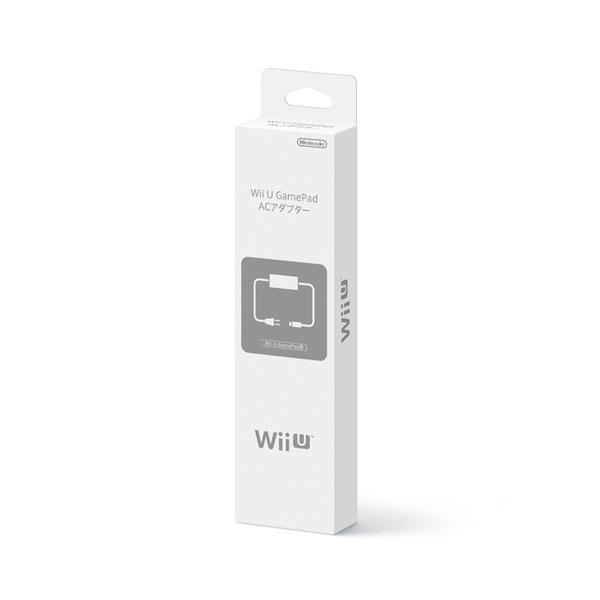 Wii U GamePad AC�A�_�v�^�[ WUP-A-DAAA