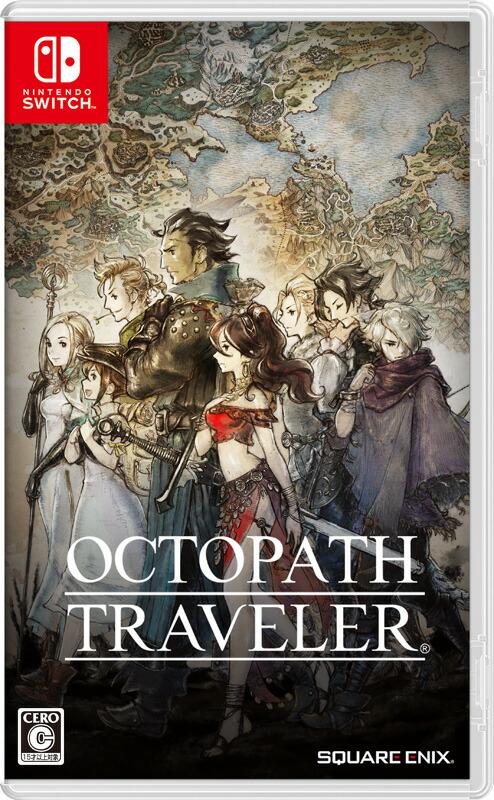 OCTOPATH TRAVELER [Nintendo Switch]