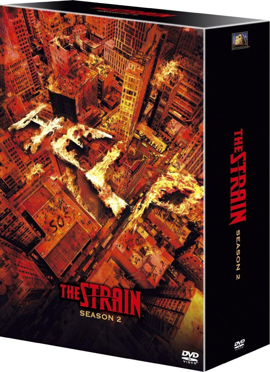 ストレイン シーズン2 DVDコレクターズBOX[FXBA-64441][DVD] 製品画像