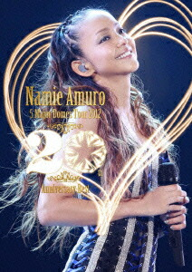 namie amuro 5 Major Domes Tour 2012 〜20th Anniversary Best〜[AVBD-92026][DVD]