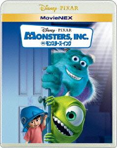 モンスターズ・インク MovieNEX[VWAS-1503][Blu-ray/ブルーレイ]