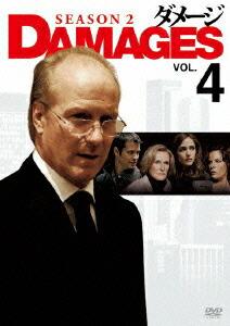 ダメージ シーズン2 VOL.4[OPL-07058][DVD] 製品画像