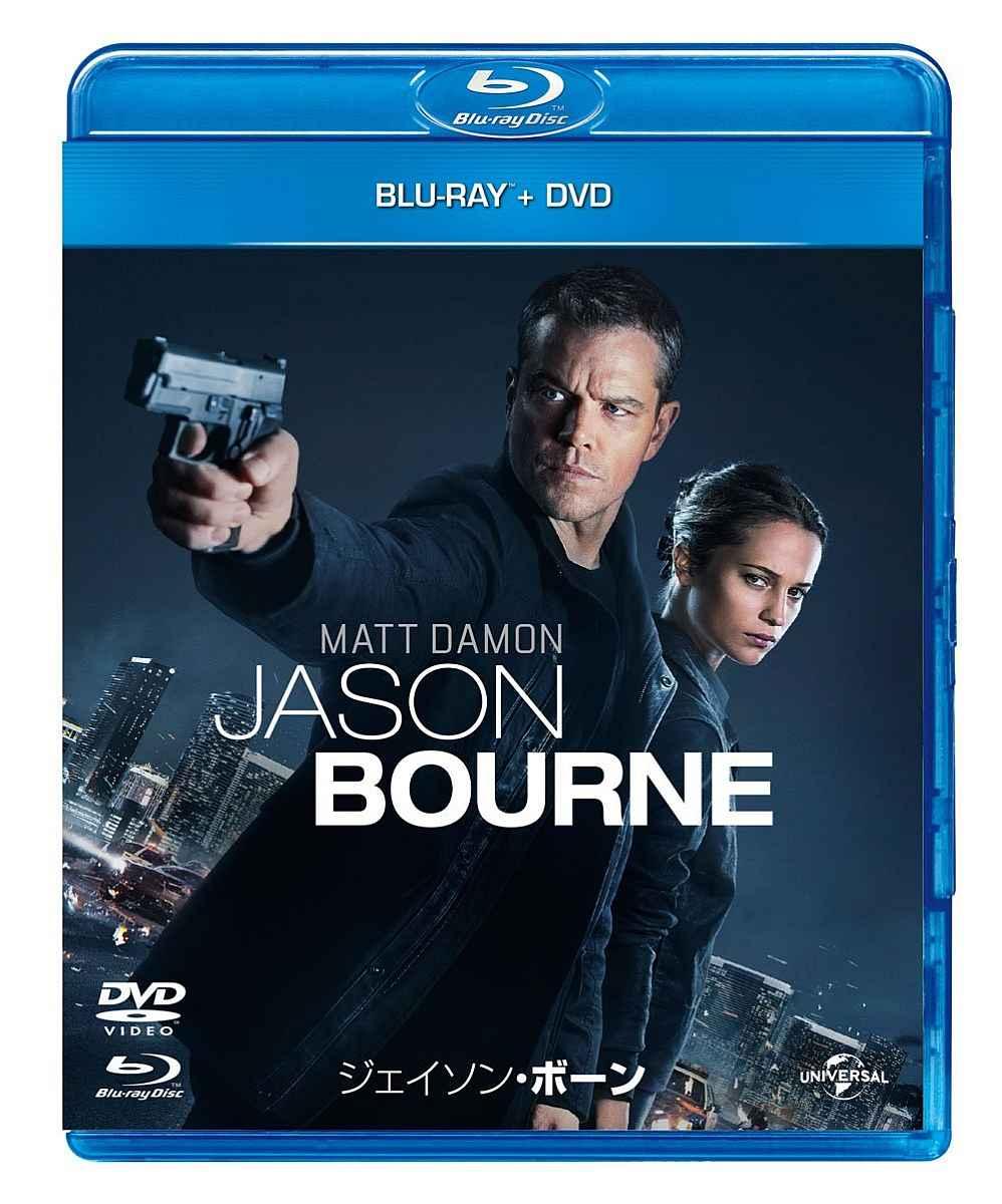 ジェイソン・ボーン ブルーレイ+DVDセット[GNXF-2202][Blu-ray/ブルーレイ] 製品画像