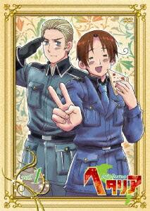 ヘタリア Axis Powers vol.1【初回限定版】[MFBC-0001][DVD] 製品画像