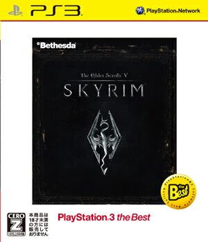 The Elder Scrolls V�F Skyrim [PlayStation3 the Best]