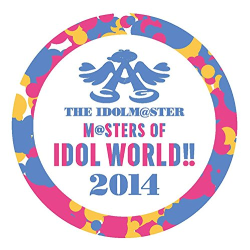 THE IDOLM@STER M@STERS OF IDOL WORLD!! 2014 �gPERFECT BOX!�h(���S���Y�����)[LABX-38070/4][Blu-ray/�u���[���C]