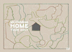 "Mr.Children""HOME""TOUR 2007[TFBQ-18077][DVD]"