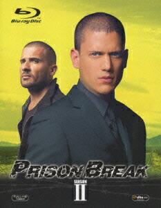 プリズン・ブレイク シーズンII ブルーレイBOX[FXXA-35282][Blu-ray/ブルーレイ] 製品画像