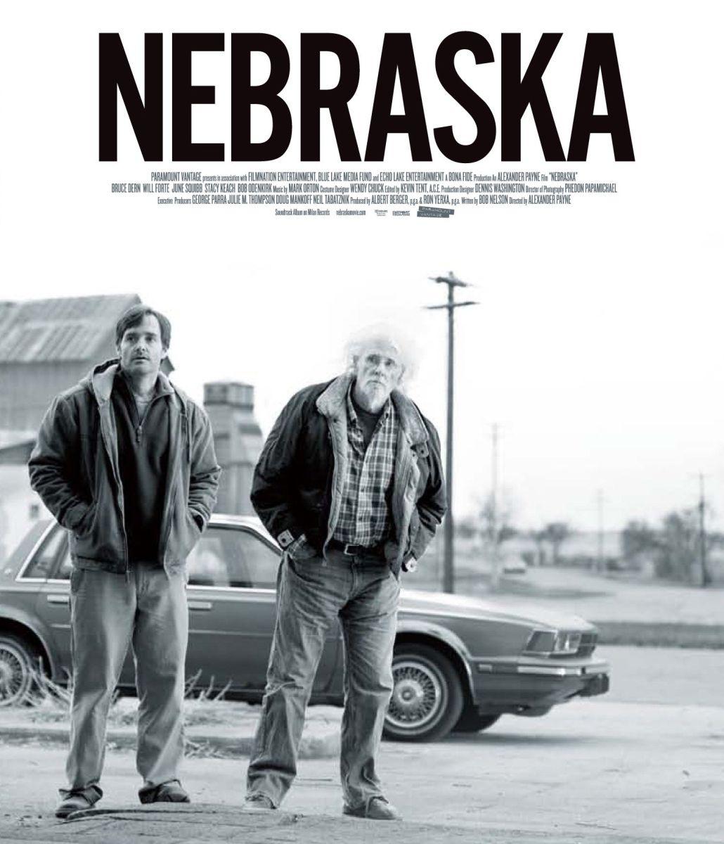 ネブラスカ ふたつの心をつなぐ旅 Blu-ray[TBR-24389D][Blu-ray/ブルーレイ] 製品画像