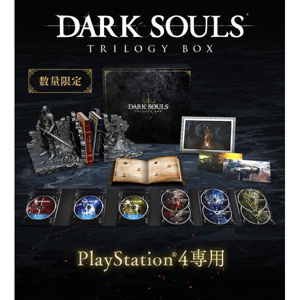 DARK SOULS TRILOGY BOX [PS4] 製品画像