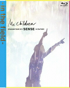 Mr.Children STADIUM TOUR 2011 SENSE-in the field-[TFXQ-78105][Blu-ray/ブルーレイ]