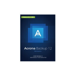 Acronis Backup 12 Workstation License 1 Computer