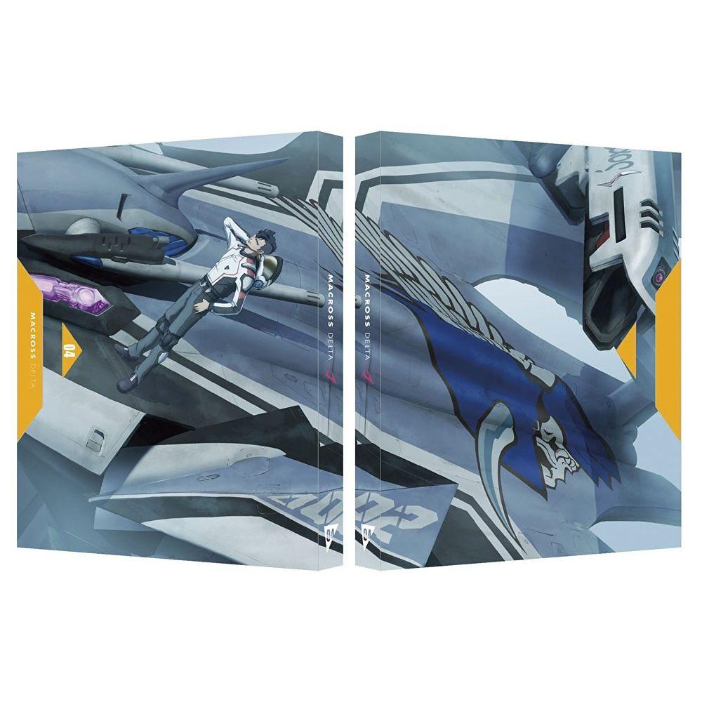 マクロスΔ 04【特装限定版】[BCXA-1138][Blu-ray/ブルーレイ]