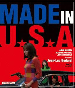 メイド・イン・USA Blu-ray[KKBS-83][Blu-ray/ブルーレイ] 製品画像