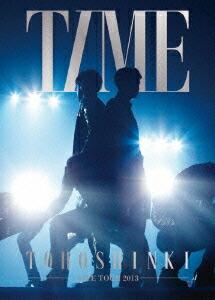 東方神起 LIVE TOUR 2013〜TIME〜<初回限定盤>[AVBK-79158/60][DVD]