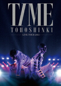 東方神起 LIVE TOUR 2013〜TIME〜[AVBK-79162/3][DVD]