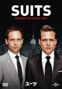 SUITS/スーツ シーズン4 DVD-BOX[GNBF-3513][DVD] 製品画像