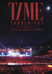 東方神起 LIVE TOUR 2013 〜TIME〜 FINAL in NISSAN STADIUM[AVBK-79172/3][DVD]
