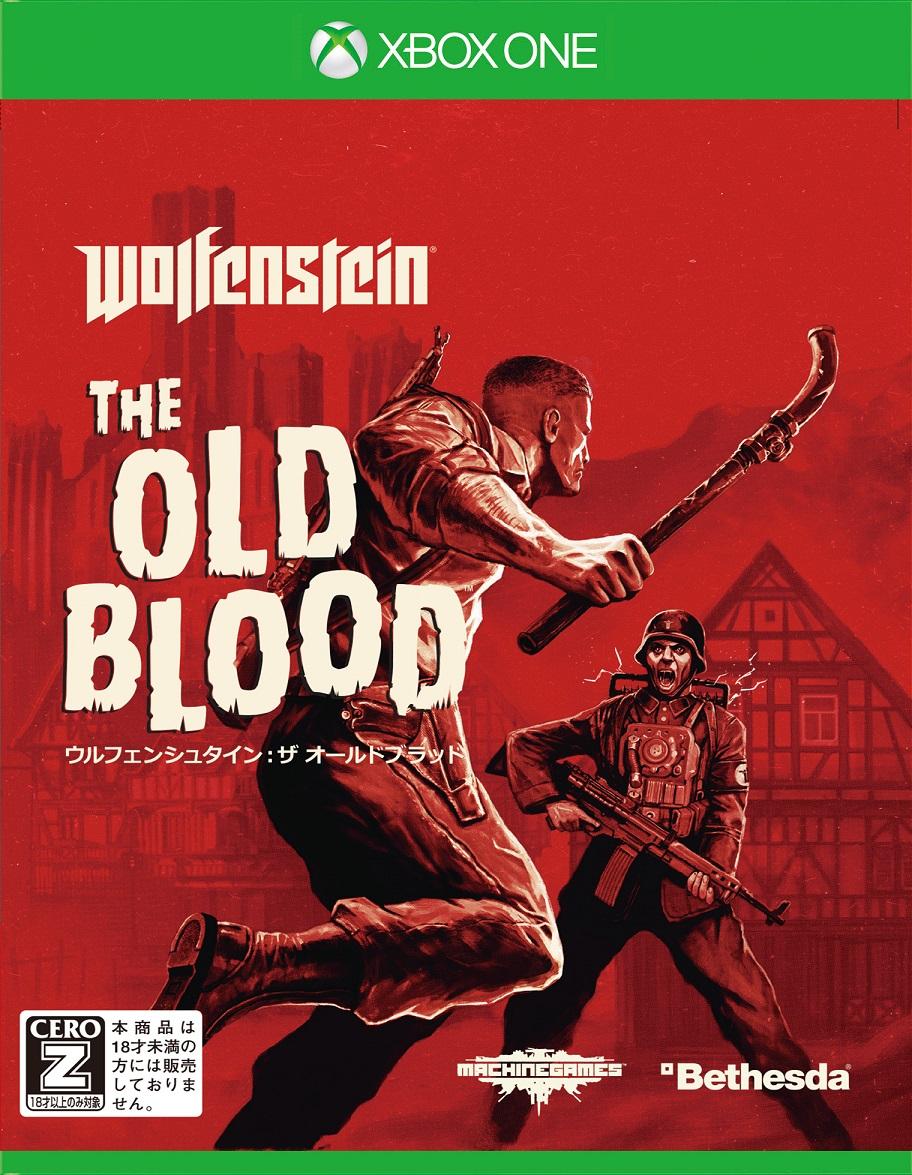 Wolfenstein: THE OLD BLOOD [Xbox One] 製品画像