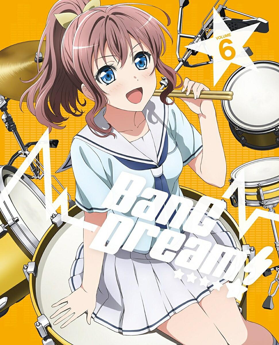 BanG Dream!(バンドリ!)Vol.6[OVXN-0034][Blu-ray/ブルーレイ]