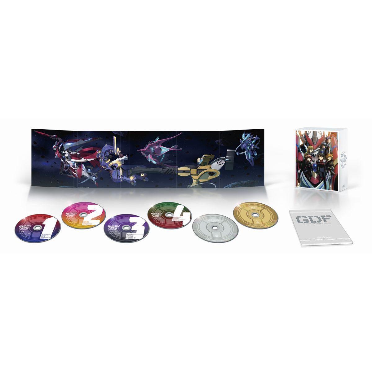 ��͋@�U���}�W�F�X�e�B�b�N�v�����X Blu-ray BOX[TBR-26194D][Blu-ray/�u���[���C]