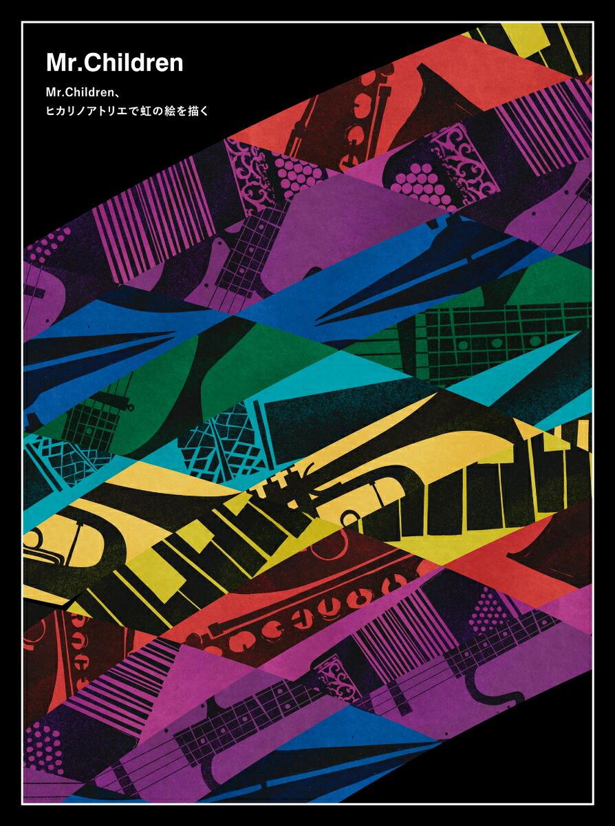 Live&Documentary「Mr.Children、ヒカリノアトリエで虹の絵を描く」[TFBQ-18196][DVD]
