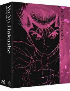 幽☆遊☆白書 Blu-ray BOX I[BCXA-0196][Blu-ray/ブルーレイ] 製品画像