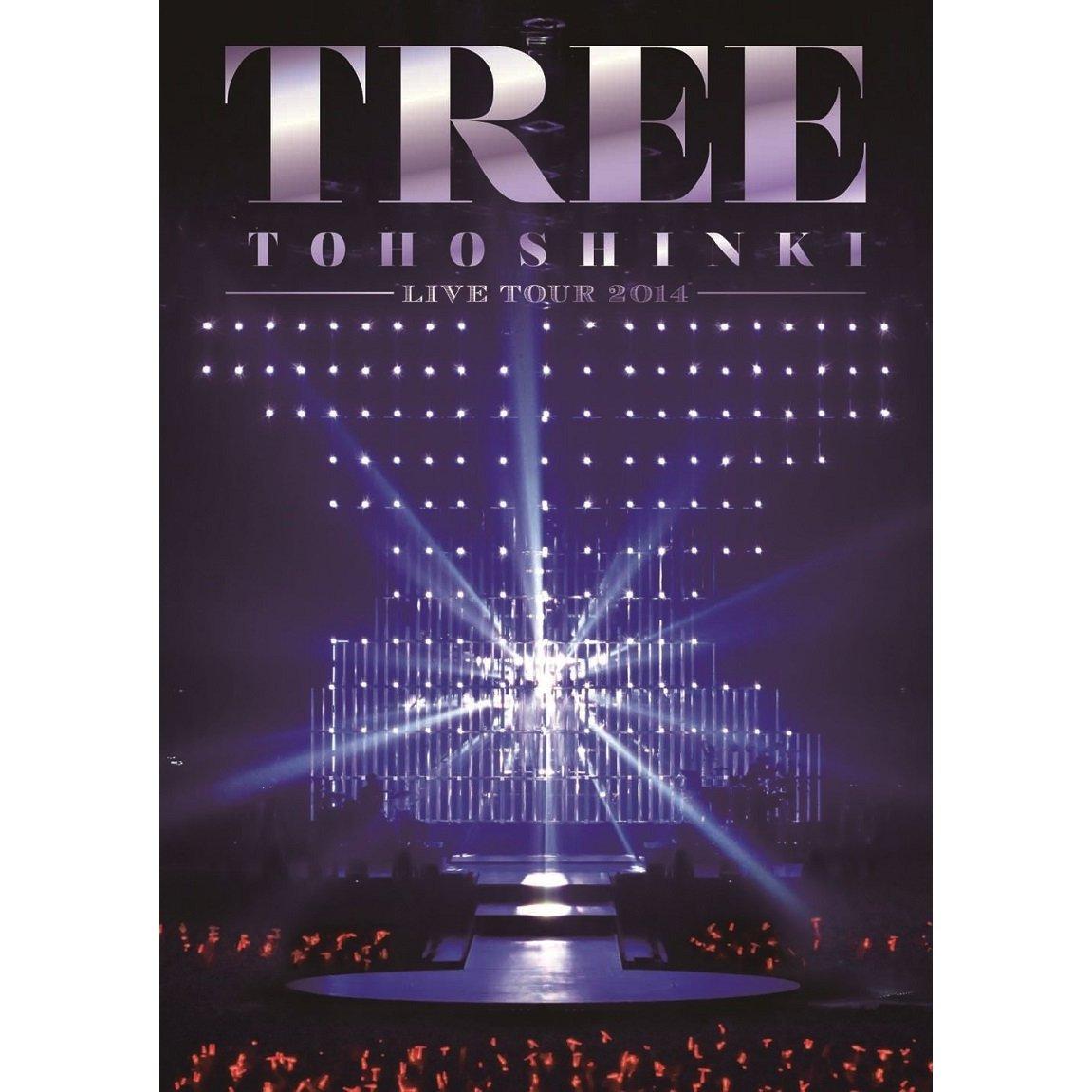 東方神起 LIVE TOUR 2014 TREE[AVBK-79211/2][DVD]