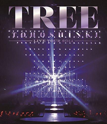 東方神起 LIVE TOUR 2014 TREE[AVXK-79213][Blu-ray/ブルーレイ]