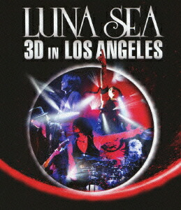 LUNA SEA 3D IN LOS ANGELES[YIXQ-10216][Blu-ray/ブルーレイ] 製品画像