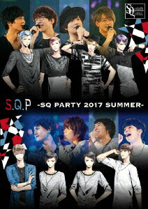 【DVD】S.Q.P -SQ PARTY 2017 SUMMER-[MOVC-0157][DVD]