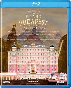 グランド・ブダペスト・ホテル[FXXJC-57580][Blu-ray/ブルーレイ] 製品画像