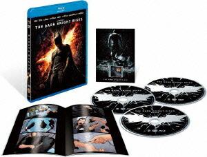 【初回限定生産】ダークナイト ライジング ブルーレイ&DVDセット[1000353609][Blu-ray/ブルーレイ] 製品画像