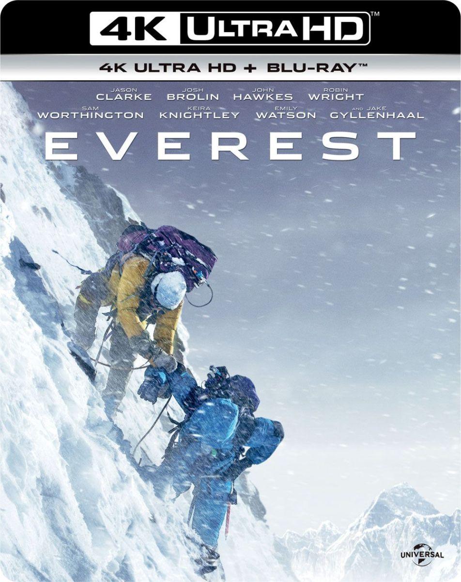 エベレスト[4K ULTRA HD+Blu-rayセット][GNXF-2134][Ultra HD Blu-ray] 製品画像