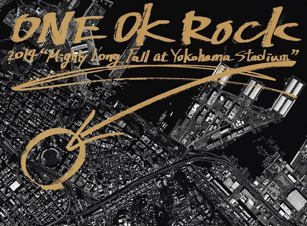 "ONE OK ROCK 2014""Mighty Long Fall at Yokohama Stadium""[AZBS-1032][DVD]"