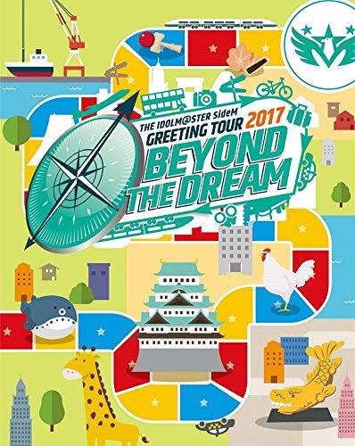 THE IDOLM@STER SideM GREETING TOUR 2017 〜BEYOND THE DREAM〜 LIVE Blu-ray[LABX-8263/5][Blu-ray/ブルーレイ] 製品画像