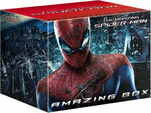 アメイジング・スパイダーマンTM アメイジング BOX[BPBH-671][Blu-ray/ブルーレイ]