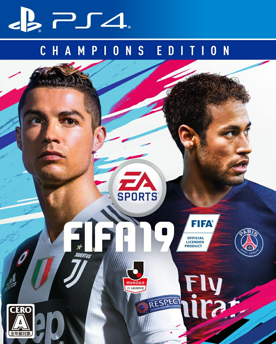 FIFA19 CHAMPIONS EDITION [PS4]