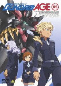 機動戦士ガンダムAGE 05[BCBA-4297][DVD] 製品画像