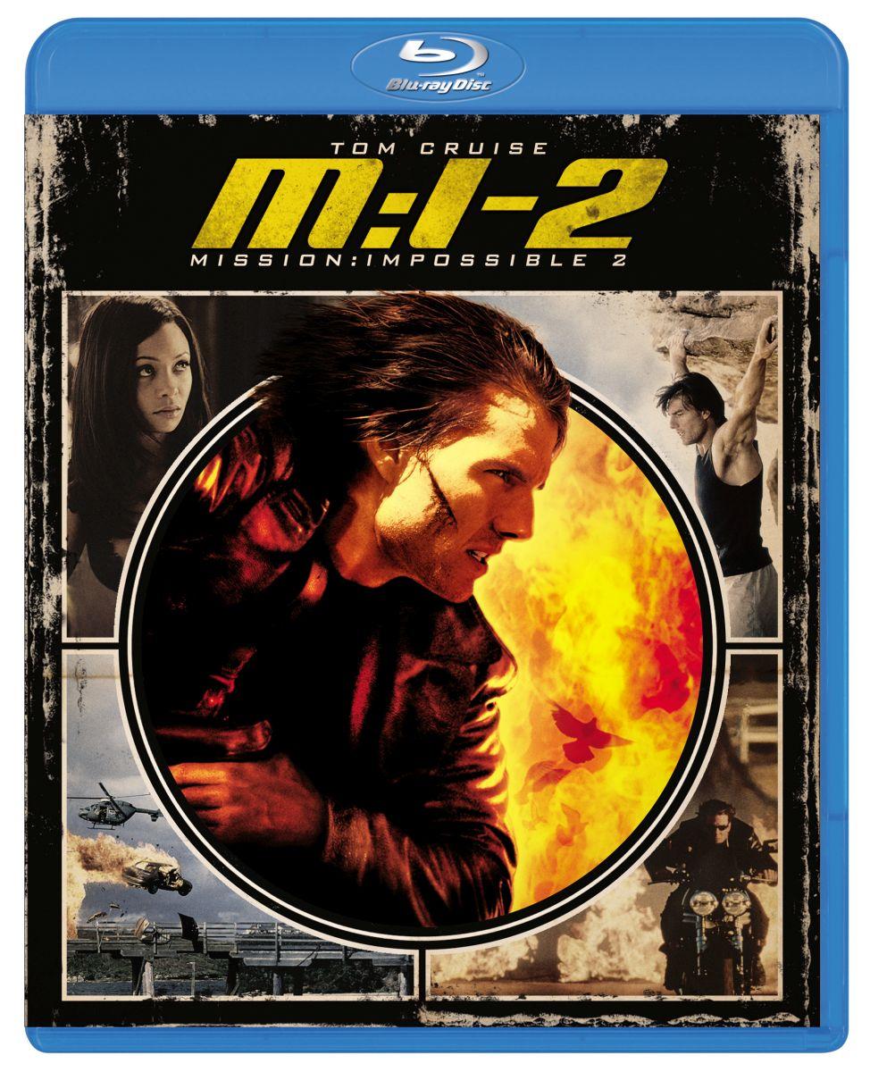 M:I-2 スペシャル・コレクターズ・エディション[PBW-106488][Blu-ray/ブルーレイ] 製品画像