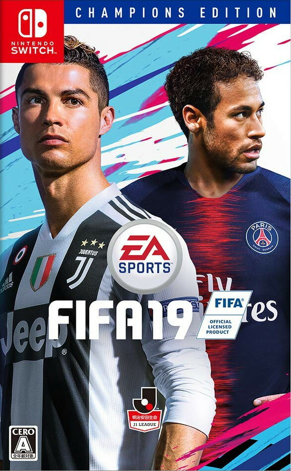 FIFA19 CHAMPIONS EDITION [Nintendo Switch]